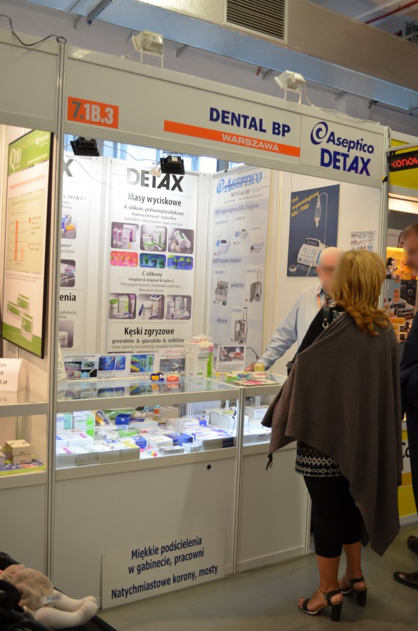 Company stand DENTAL BP on trade show CEDE 2015