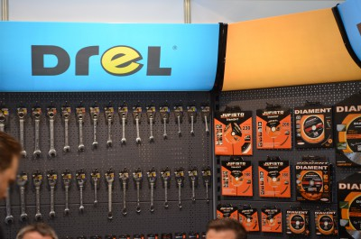 Company stand P.S.TRADING - Stolker Peter, Sp.j. on trade show EUROTOOL & BLACH-TECH EXPO 2015