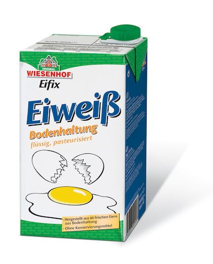 Product, Eifix Eiweiß from company Eipro-Vermarktung GmbH & Co. KG