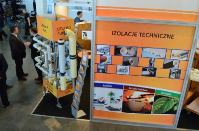 Company stand PCC PRODEX Sp. z o.o. on trade show BUDMA 2016
