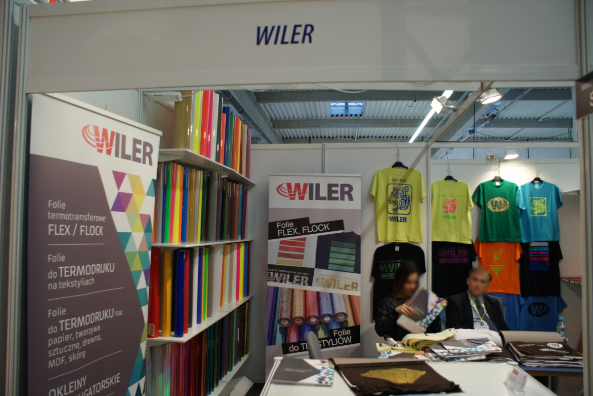 Company stand WILER  on trade show RemaDays Warsaw 2016