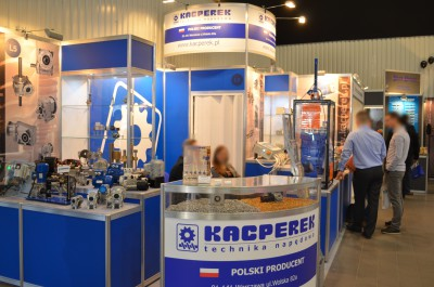 Company stand KACPEREK - Mechanika Maszyn  on trade show AUTOMATICON 2016