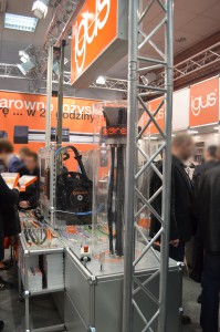 Company stand IGUS Sp. z o.o. on trade show AUTOMATICON 2016