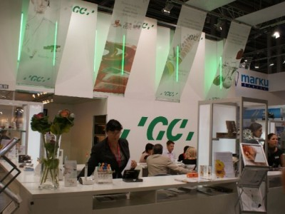 Company stand GC EEO - Poland on trade show CEDE 2010