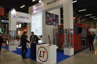 LaserTec Sp. z o.o. on trade show SPAWALNICTWO 2016