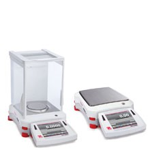 Explorer Analytical and Precision Balances