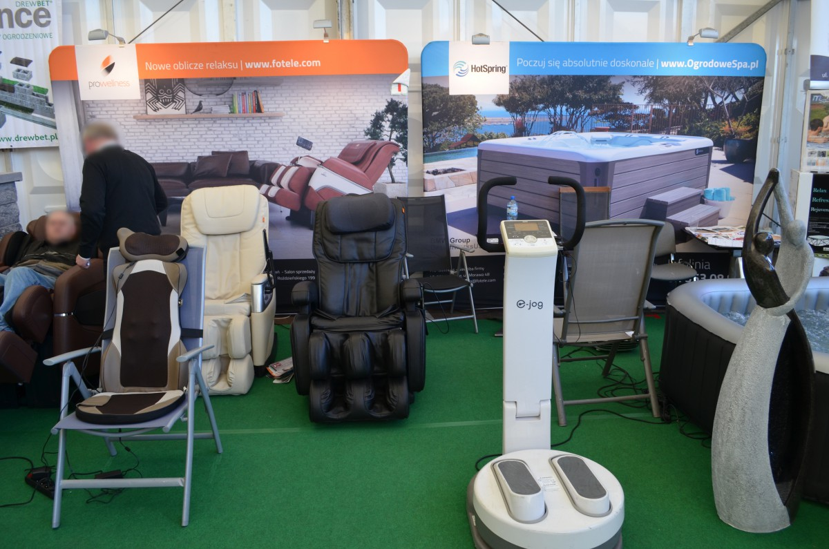 Company stand Pro-Wellness on trade show AGROTECH & LAS-EXPO 2016