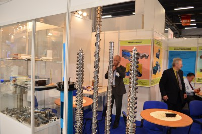 Company stand GAMART S.A. on trade show PLASTPOL 2016