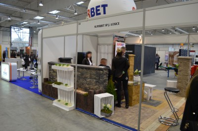 Company stand Superbet Sp. J. on trade show LUBDOM 2016