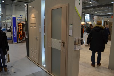 Company stand Pol-Skone Sp. z o.o. on trade show LUBDOM 2016