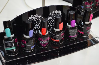 Company stand Women Nails on trade show LNE & SPA 2016