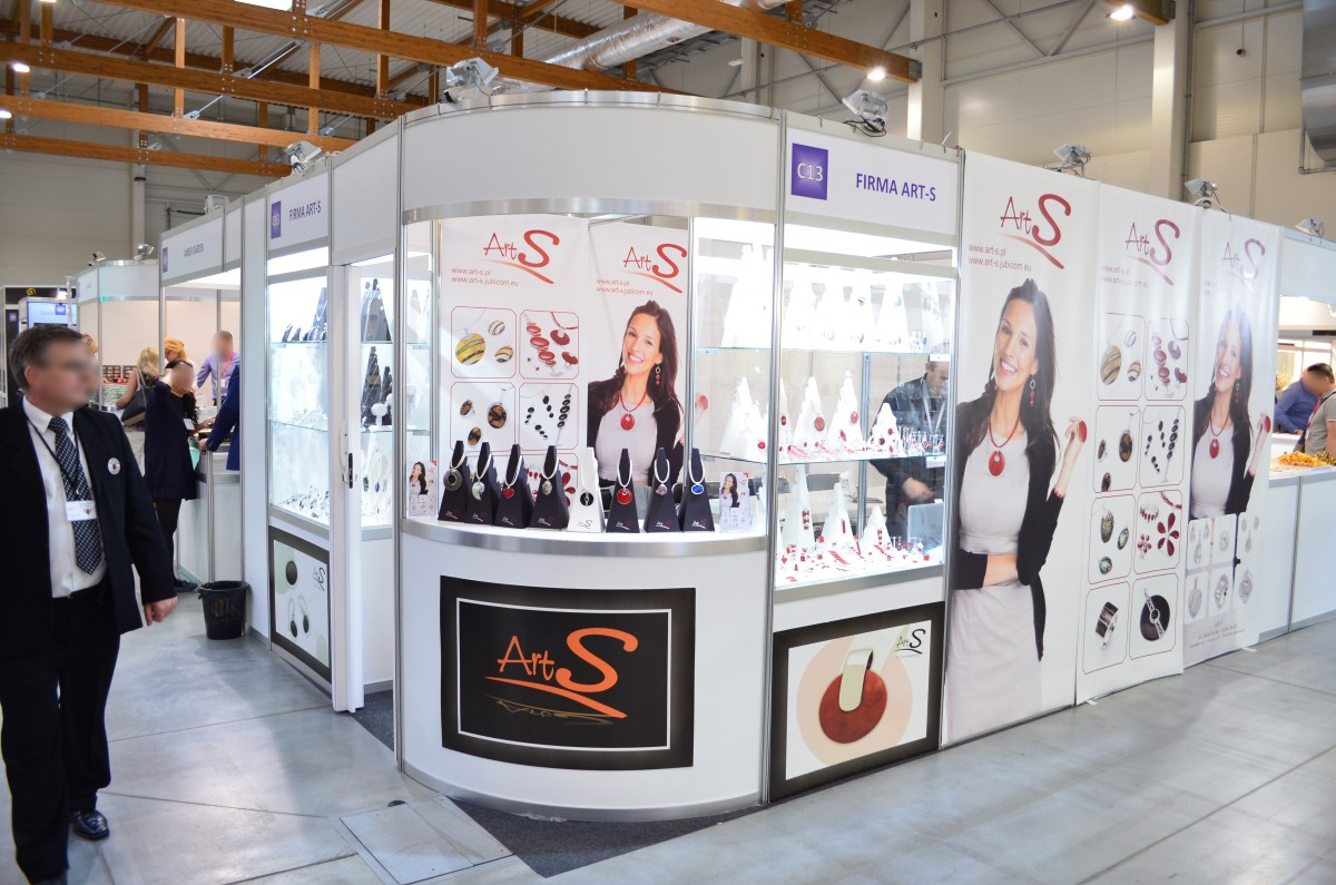 Company stand Art-S on trade show JUBINALE 2016