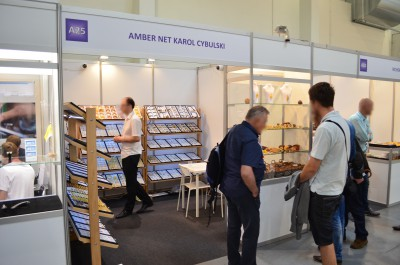 Company stand Amber Net on trade show JUBINALE 2016