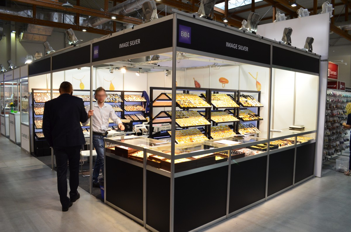 Company stand Image Silver on trade show JUBINALE 2016