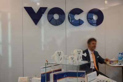 Company stand VOCO GmbH on trade show FDI - Annual World Dental Congress 2016