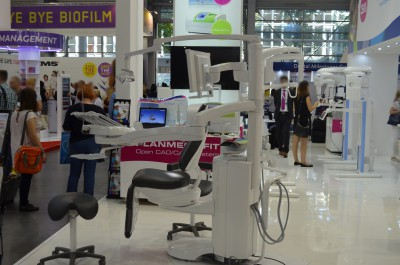 Stoisko firmy PLANMECA OY na targach FDI - Annual World Dental Congress 2016
