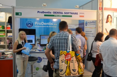 Company stand PRODENTIS - INFOTEL on trade show FDI - Annual World Dental Congress 2016