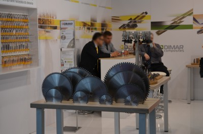 Company stand DIMAR GRUPA Sp. z o.o. on trade show DREMA 2016
