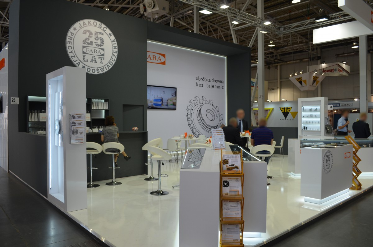 Company stand FABA S.A.  on trade show DREMA 2016