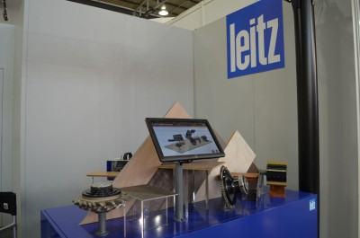Company stand LEITZ Polska Sp. z o.o. on trade show DREMA 2016