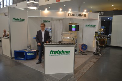 Company stand ITALSIME SRL on trade show DREMA 2016
