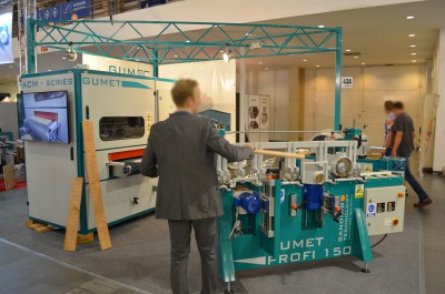 Company stand GUMET on trade show DREMA 2016