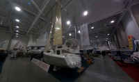 A.M.S.Boats on trade show BOATSHOW 2013