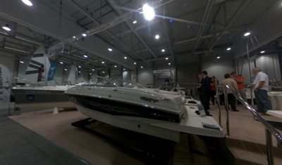 Company stand S-YACHTS on trade show BOATSHOW 2013