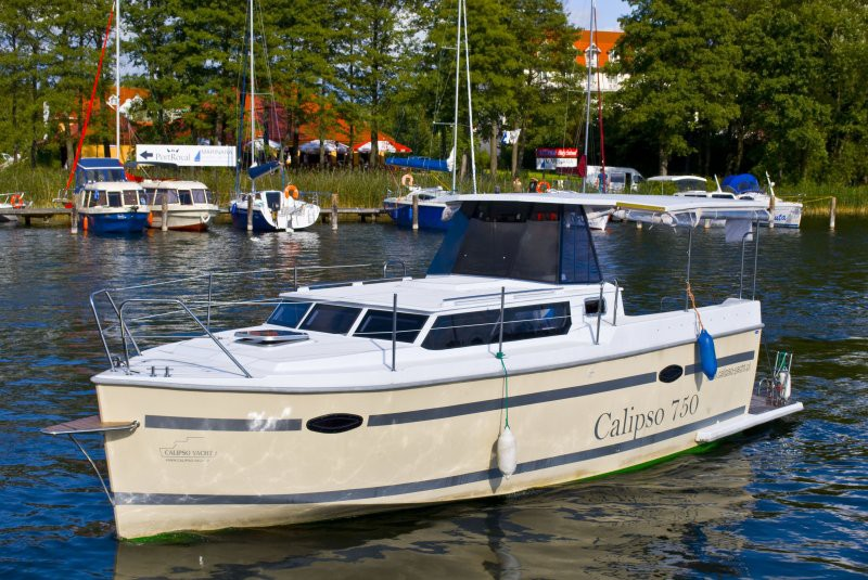 Produkt, Calipso 750 z firmy CALIPSO YACHT