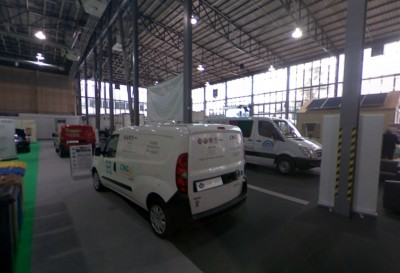 Company stand CNG Auto on trade show POLEKO 2013