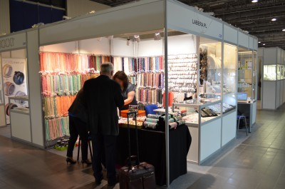 Company stand LaBera.pl on trade show GOLD EXPO 2016
