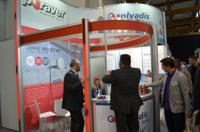 Company stand KENRICH PETROCHEMICALS, Inc. on trade show KOMPOZYT-EXPO 2016