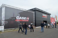 Case IH Polska on trade show AGROSHOW 2016