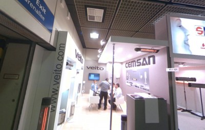 Company stand CEMSAN Co. Ltd. on trade show IFA BERLIN 2013