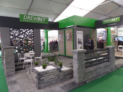 Company stand DREWBET Sp.j.  on trade show AGROTECH & LAS-EXPO 2017