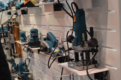 Company stand ITA TOOLS Sp. z o.o. on trade show DREMASILESIA 2017